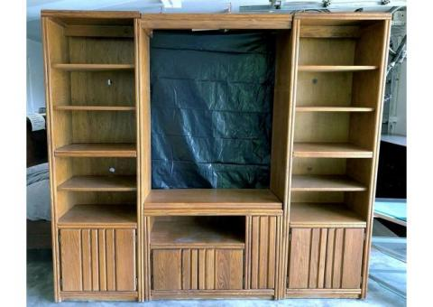 Lighted Wall Unit