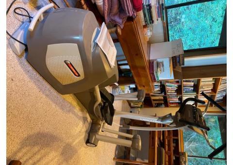 Yowza elliptical trainer